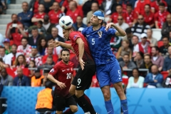 EURO 2016 Croatia v Turkey (16)