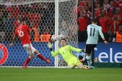 EURO2016 Wales v Belgium (2)