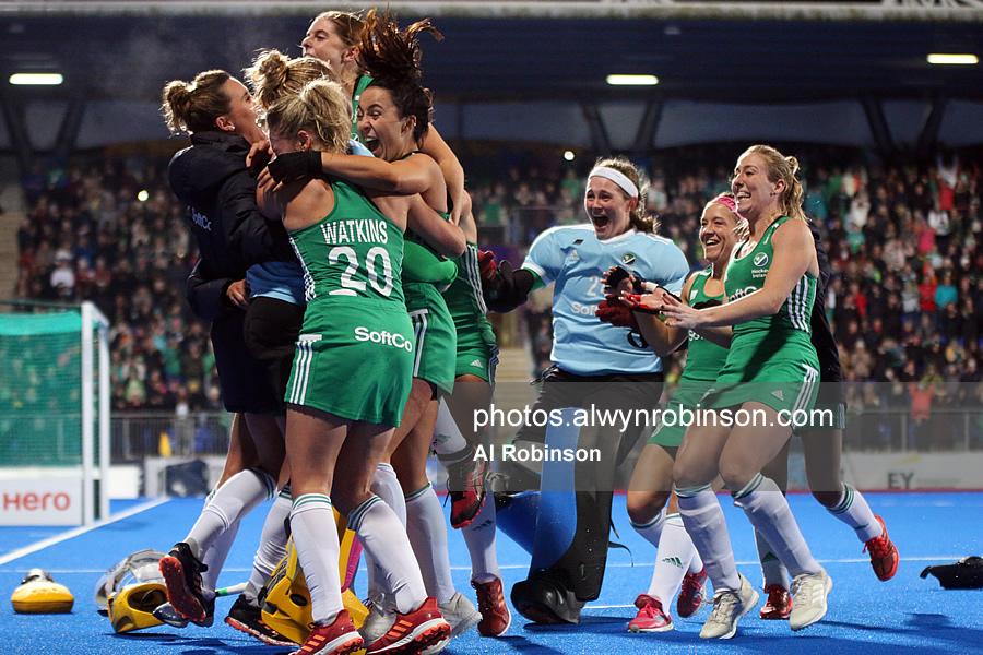 Ireland Ladies Hockey Team